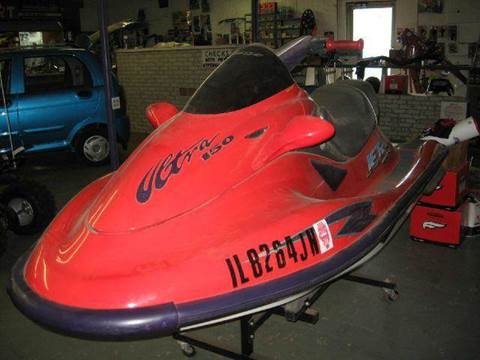 1999 Kawasaki JET SKI for sale at Cycle M in Machesney Park IL