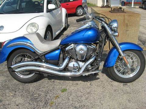 2009 Kawasaki VN900 for sale in Machesney Park, IL