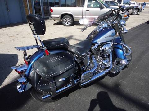 2000 Harley-Davidson Heritage Softail Classic for sale in Machesney Park, IL