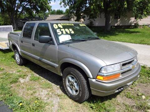 2004 Chevrolet S-10 for sale in Machesney Park, IL