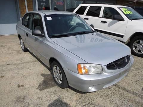 2002 Hyundai Accent for sale in Machesney Park, IL