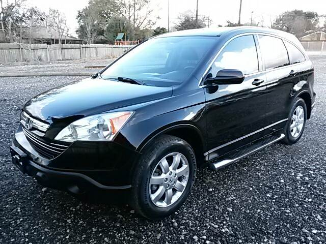 Perfect 2007 Honda CR V EX L 4dr SUV   Houston TX