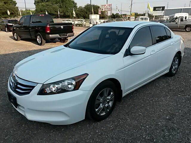 2011 Honda Accord LX P 4dr Sedan   Houston TX