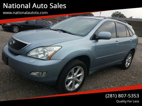 National Car Sales >> National Auto Sales Car Dealer In Houston Tx