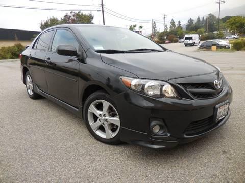 2012 Toyota Corolla for sale in Tujunga, CA
