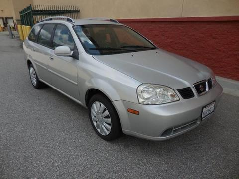 2005 Suzuki Forenza for sale in Tujunga, CA