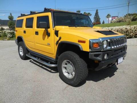 2005 HUMMER H2 for sale at ARAX AUTO SALES in Tujunga CA