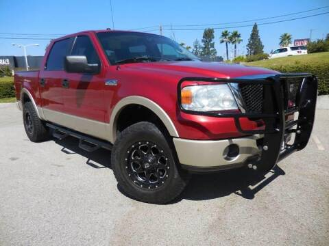 2007 Ford F-150 for sale at ARAX AUTO SALES in Tujunga CA