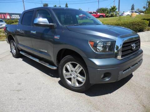 2007 Toyota Tundra for sale at ARAX AUTO SALES in Tujunga CA