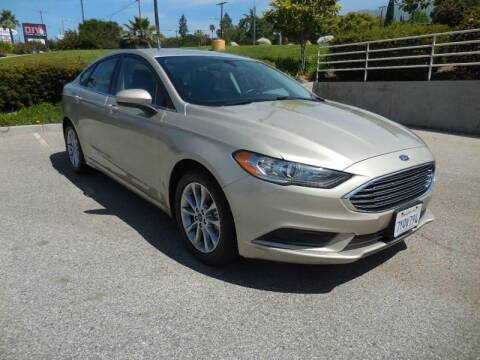 2017 Ford Fusion for sale at ARAX AUTO SALES in Tujunga CA