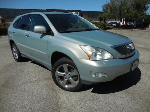 2008 Lexus RX 350 for sale at ARAX AUTO SALES in Tujunga CA