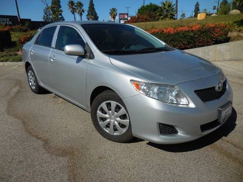2009 Toyota Corolla for sale at ARAX AUTO SALES in Tujunga CA