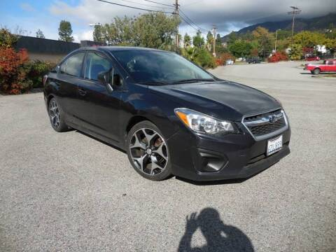 2013 Subaru Impreza for sale at ARAX AUTO SALES in Tujunga CA
