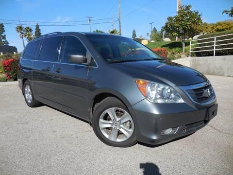 2010 Honda Odyssey for sale at ARAX AUTO SALES in Tujunga CA