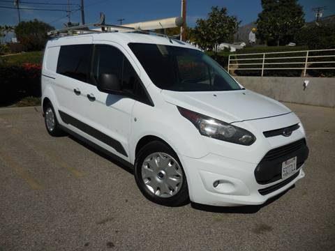 2014 Ford Transit Connect Cargo for sale at ARAX AUTO SALES in Tujunga CA