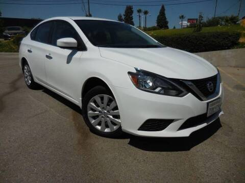2016 Nissan Sentra for sale at ARAX AUTO SALES in Tujunga CA