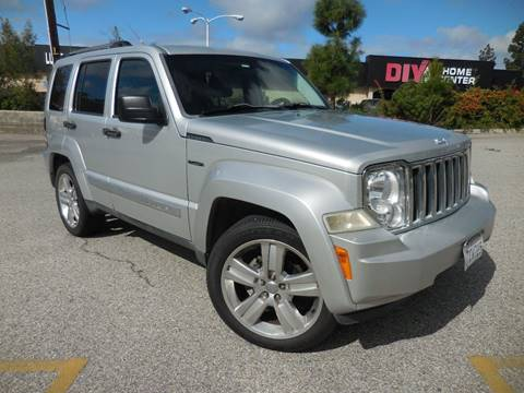 2011 Jeep Liberty for sale at ARAX AUTO SALES in Tujunga CA