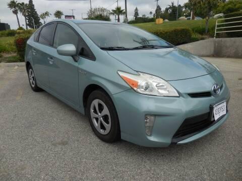 2013 Toyota Prius for sale at ARAX AUTO SALES in Tujunga CA