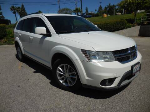 2016 Dodge Journey for sale at ARAX AUTO SALES in Tujunga CA
