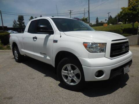2012 Toyota Tundra for sale at ARAX AUTO SALES in Tujunga CA