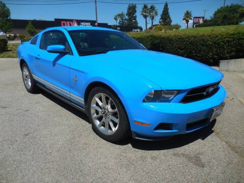 2010 Ford Mustang for sale at ARAX AUTO SALES in Tujunga CA