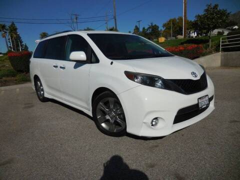2013 Toyota Sienna for sale at ARAX AUTO SALES in Tujunga CA
