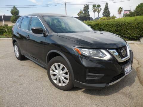 2018 Nissan Rogue for sale at ARAX AUTO SALES in Tujunga CA