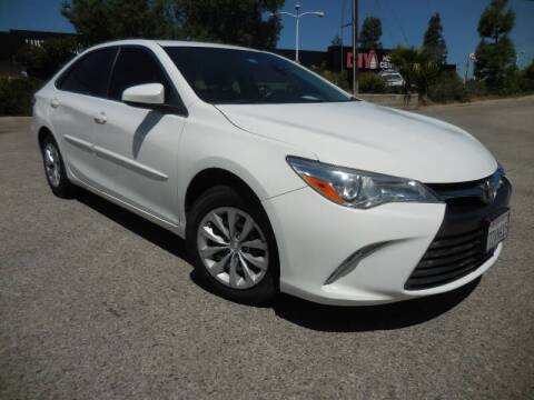 2016 Toyota Camry for sale at ARAX AUTO SALES in Tujunga CA