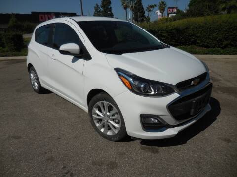 2020 Chevrolet Spark for sale at ARAX AUTO SALES in Tujunga CA