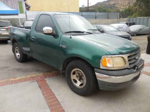 2000 Ford F-150 for sale at ARAX AUTO SALES in Tujunga CA