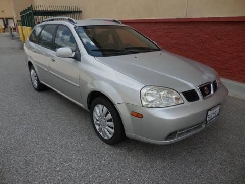2005 Suzuki Forenza for sale in Tujunga, CA