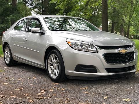2016 Chevrolet Malibu Limited for sale in Oregon, OH
