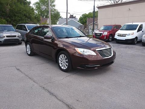 2013 Chrysler 200 for sale in Oregon, OH