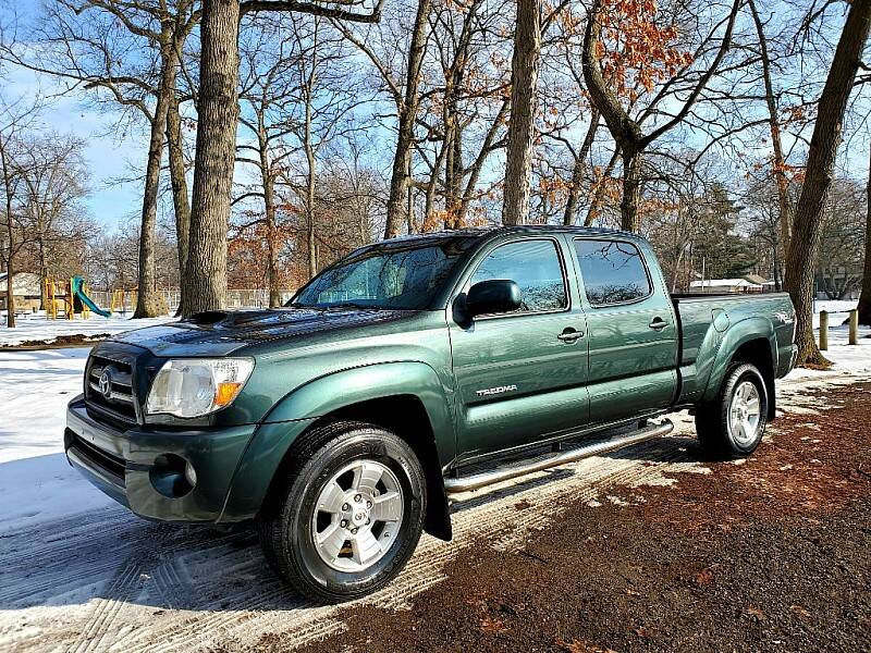 2010 Toyota Tacoma car for sale in Detroit