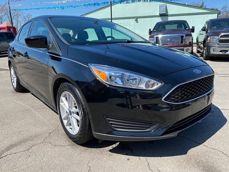 2018 Ford Focus car for sale in Detroit