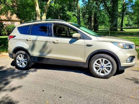 2017 Ford Escape for sale at CItywide Auto Credit in Oregon OH