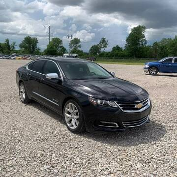 2016 Chevrolet Impala for sale at CItywide Auto Credit in Oregon OH