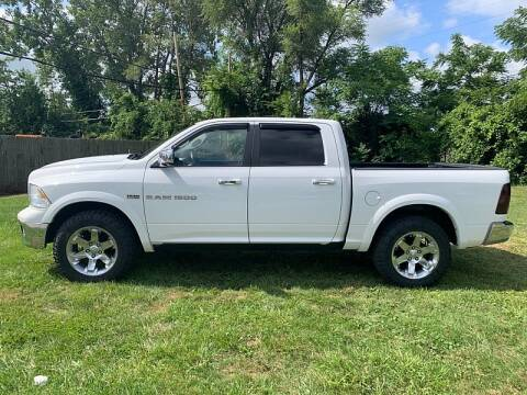 2012 RAM Ram Pickup 1500 for sale at CItywide Auto Credit in Oregon OH