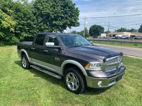 2016 RAM Ram Pickup 1500 for sale at CItywide Auto Credit in Oregon OH