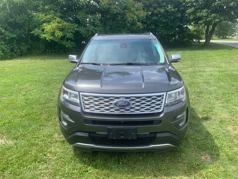 2016 Ford Explorer for sale at CItywide Auto Credit in Oregon OH