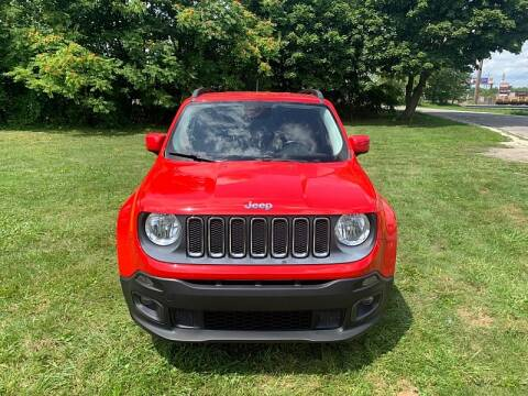 2015 Jeep Renegade for sale at CItywide Auto Credit in Oregon OH