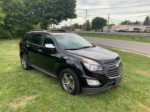 2017 Chevrolet Equinox for sale at CItywide Auto Credit in Oregon OH