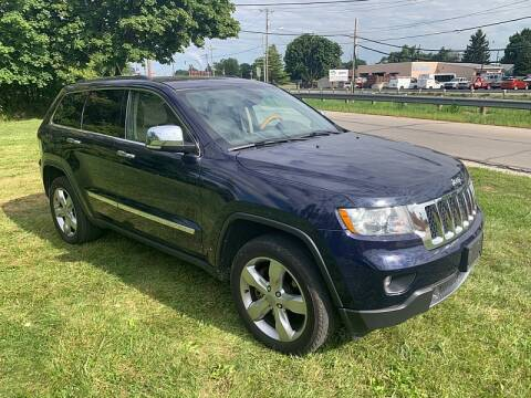2012 Jeep Grand Cherokee for sale at CItywide Auto Credit in Oregon OH