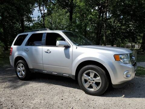 2012 Ford Escape for sale at CItywide Auto Credit in Oregon OH