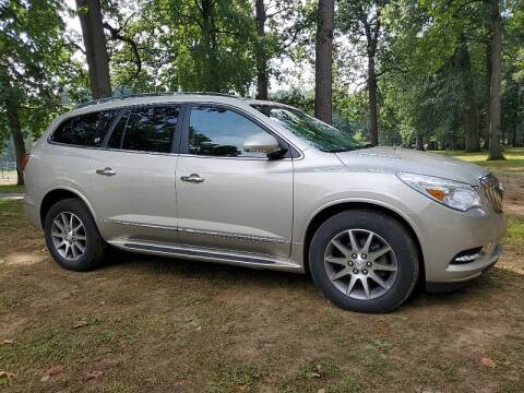 2013 Buick Enclave for sale at CItywide Auto Credit in Oregon OH