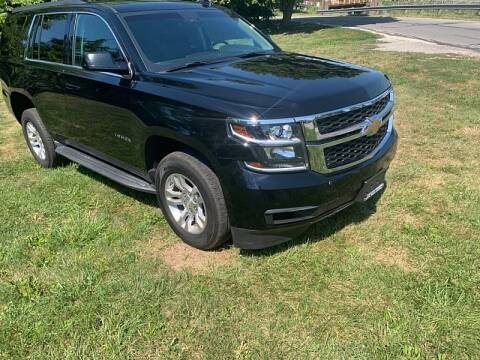 2015 Chevrolet Tahoe for sale at CItywide Auto Credit in Oregon OH