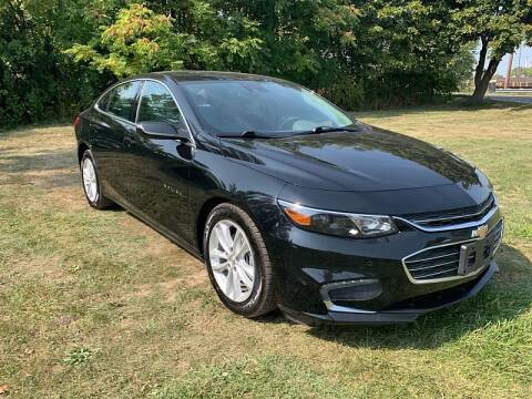 2018 Chevrolet Malibu for sale at CItywide Auto Credit in Oregon OH