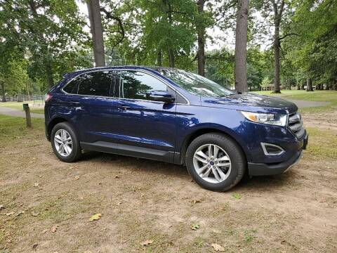 2016 Ford Edge for sale at CItywide Auto Credit in Oregon OH