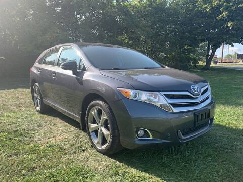 2014 Toyota Venza for sale at CItywide Auto Credit in Oregon OH