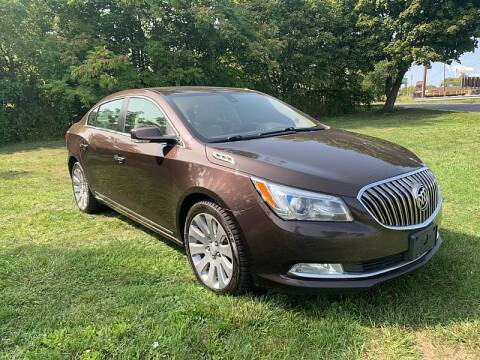 2015 Buick LaCrosse for sale at CItywide Auto Credit in Oregon OH